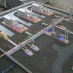 Oil & Gas Physical Model-12